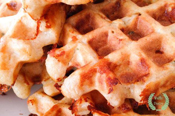 WafflePantry-Savory-Cheese-Chive-Waffle