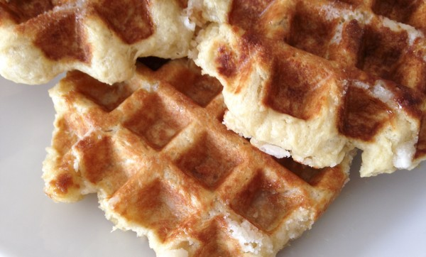 Perfect Liege Waffles